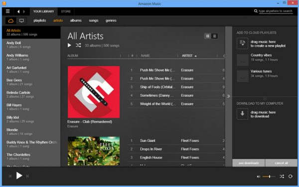 Download Amazon Music For PC On Windows 10, 8, 7 & MAC   The