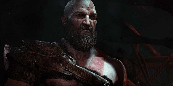 Kratos in God of War.