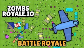 Download Zombs Royaleio 2D Battle Royale For PC On Windows
