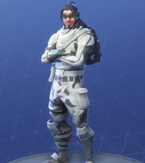 fortnite skins absolute zero