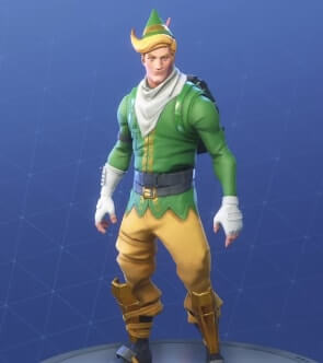fortnite skins codename elf