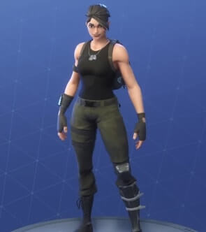 fortnite skins commando