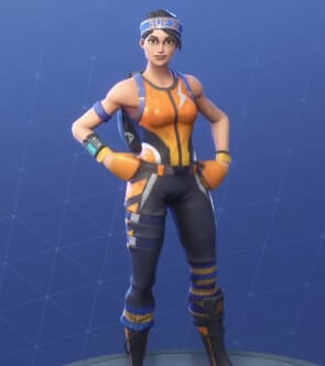 fortnite skins dazzle