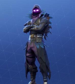 fortnite skins raven