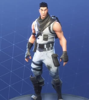 fortnite skins trooper