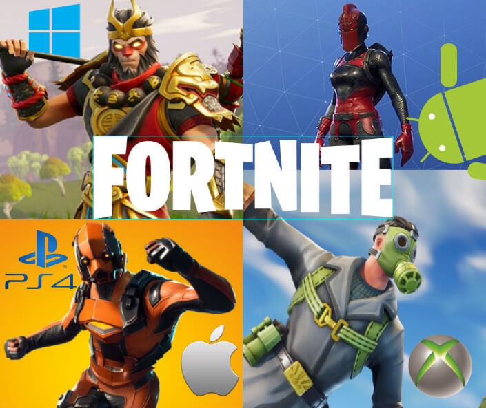 Fortnite-cross-platform