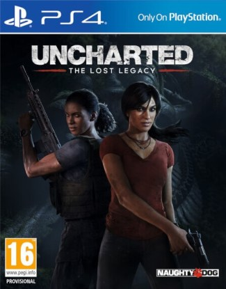 Uncharted-The Lost Legacy