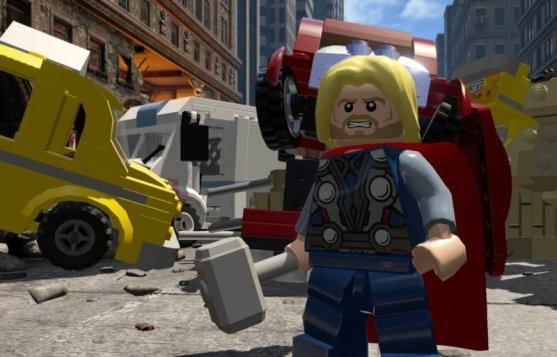 LEGO Marvel Avengers PS4 - Thor