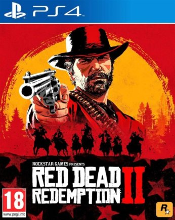 Red Dead Redemption 2 - front