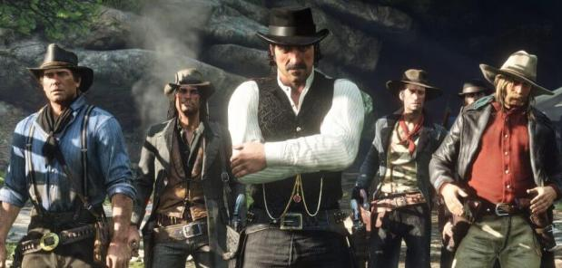 Red Dead Redemption 2 - outlaws