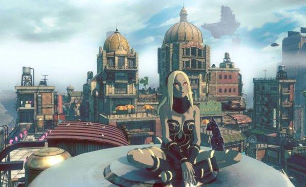 Gravity Rush 2 - gameplay-Rich and Exciting World