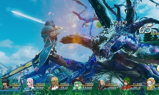 Star Ocean - Integrity and Faithlessness Limited Edition - gameplay2