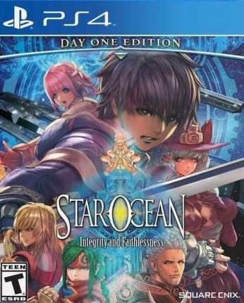 Star Ocean - Integrity and Faithlessness Limited Edition - ps4_result