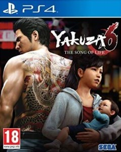 Yakuza 6-The Song of Life