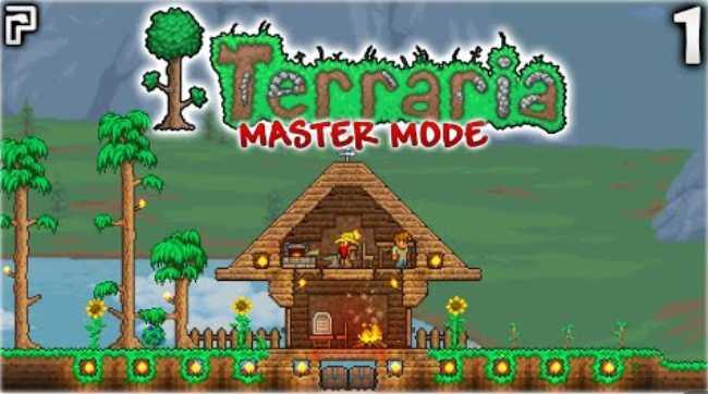 Terraria Master Mode