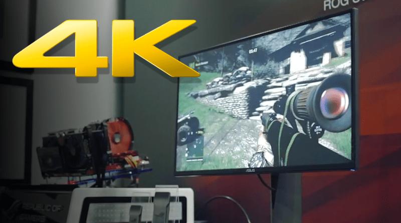 4K Monitors