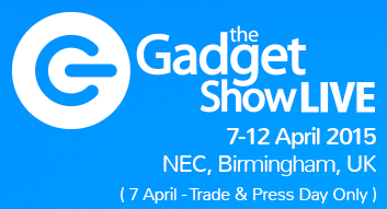 Gadget Show Live Logo