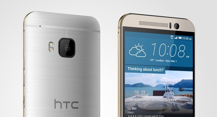 Preview: HTC One M9 | The Tech Chap