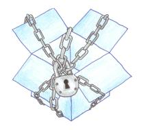 How to encrypt dropbox