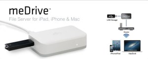 Turn Any USB Drive Into NAS For iOS Using Kanex's meDrive-Review
