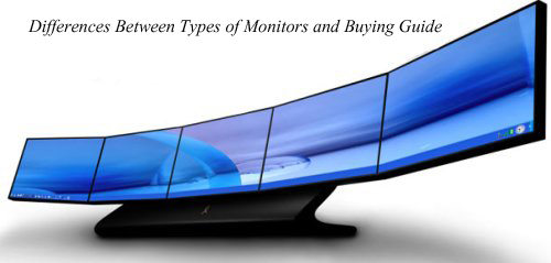 Diffrences Between Types of Monitors and Buying Guide thetechhacker