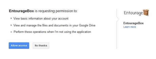 GDrive Permissions