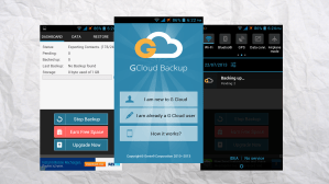 Backup Your Android Phone Completley With GCloud Backup