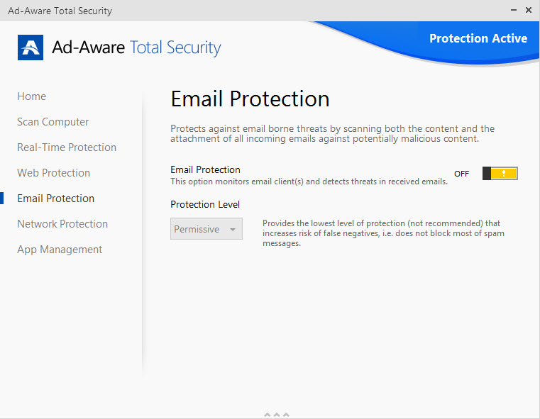 Ad-Aware Email Protection