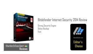 Bitdefender Internet Security 2014 Review
