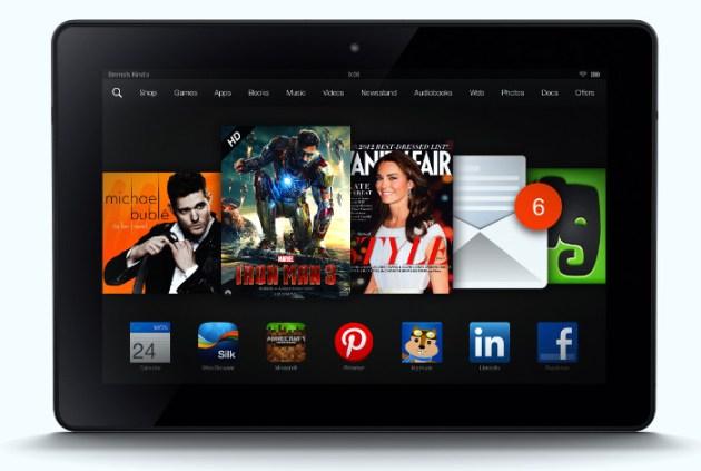 Amazon Kindle HDX 8.9