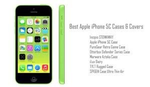 Best Apple iPhone 5C Cases & Covers