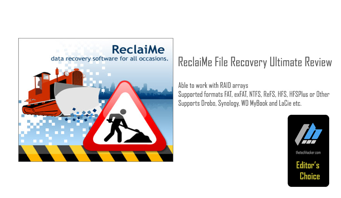 ReclaiMe File Recovery Ultimate Review