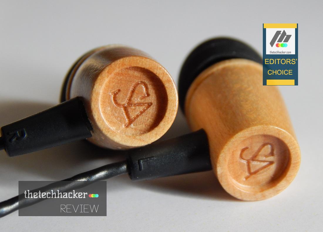 Signature Acoustics C 12 Elements Wooden IEMs Review