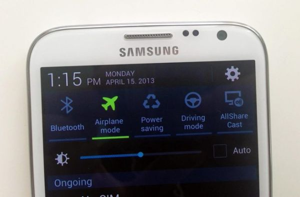 Enable Airplane Mode Android