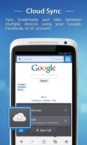 UC Browser Uses