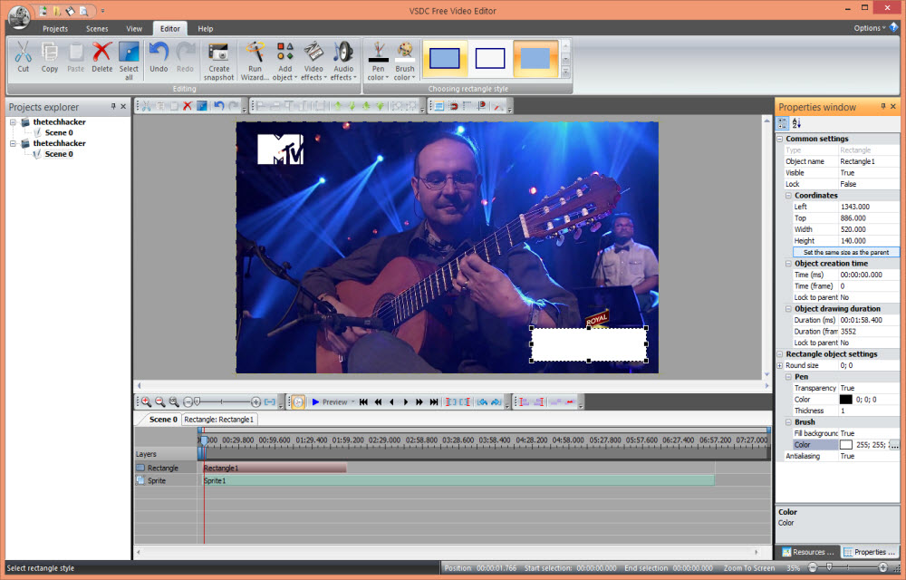 VSDC Video Editor Is A Free, Simple & Professional Video