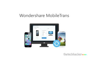 Switch Files From Android To iPhone Easily With Wondershare MobileTrans-Review