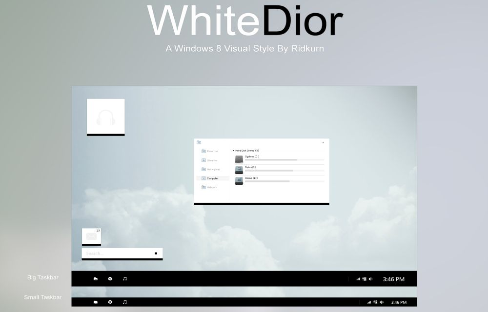 WhiteDior for Windows 8