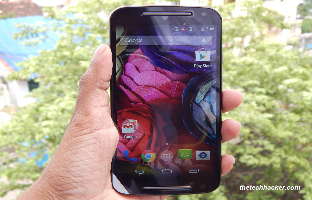 Motorola Moto G 2nd Generation Review