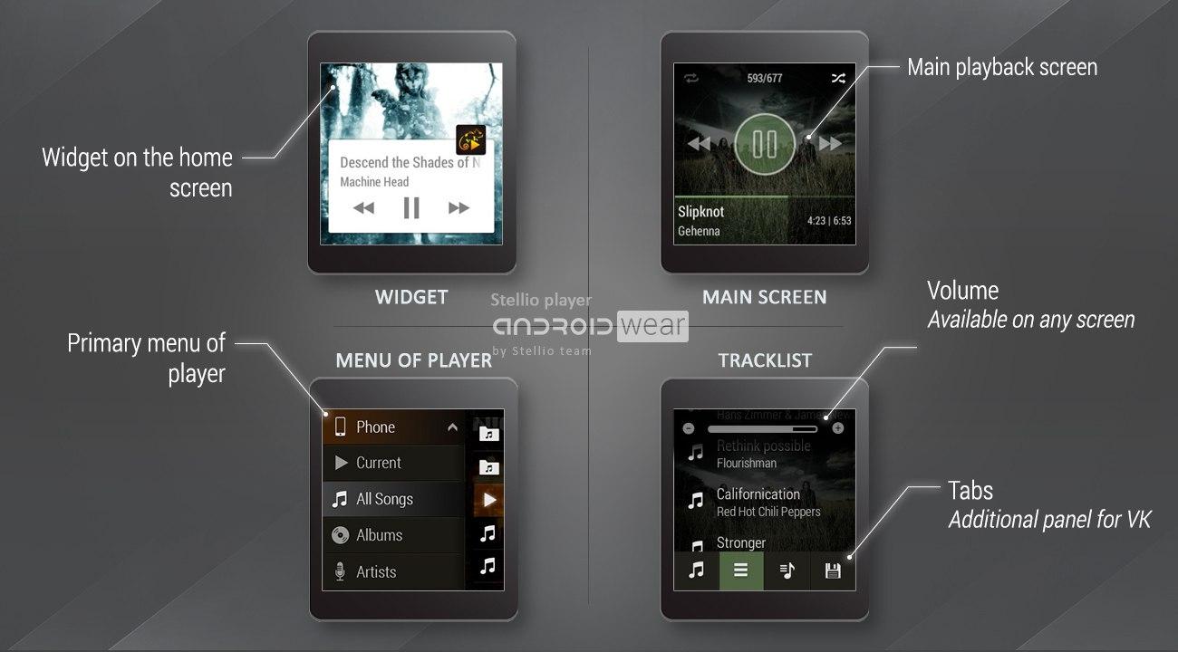 Stellio Music Audio Player Review