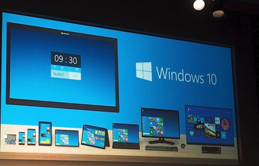 Windows 10 Features