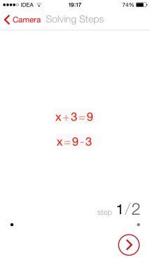 Steps involved in solving problem
