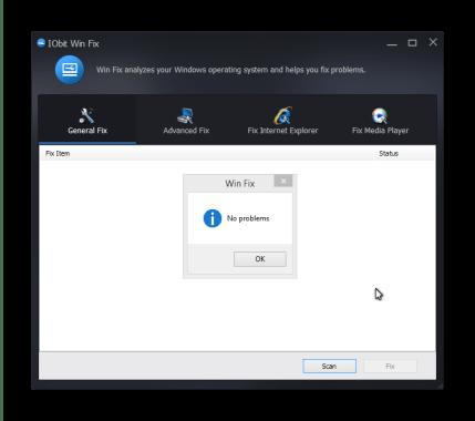 IObit Win Fix