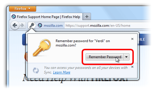firefox-remember-password
