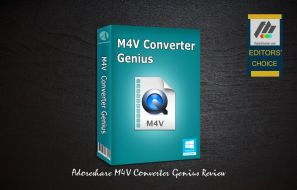 Adoreshare M4V Converter Genius Review-Removes iTunes DRM Restrictions