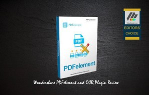 Wondershare PDFelement and OCR Plugin Review