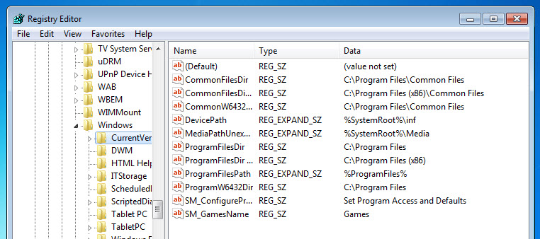 change-default-program-files-location-key