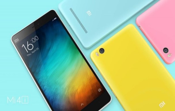Xiaomi Mi 4i Features