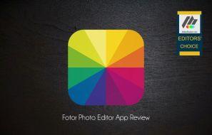 Fotor Photo Editor App Review