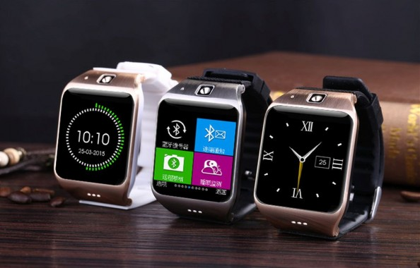 LG118 Watch Features